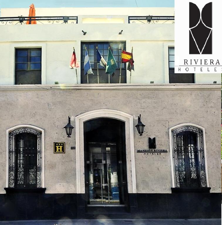 Arequipa - Hotel Mansión Riviera