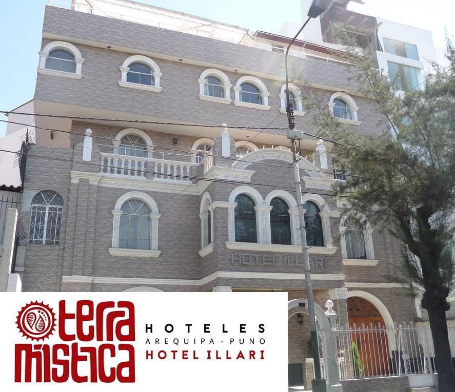 Arequipa - Hotel Illari