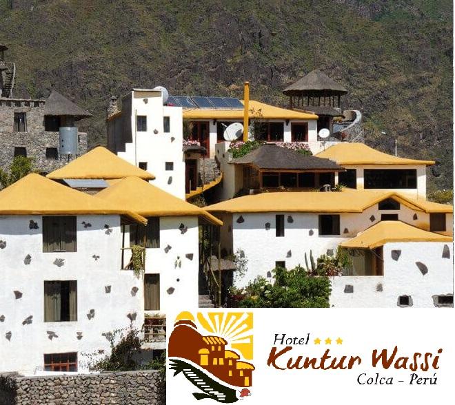 Arequipa - Colca - Kuntur Wassi