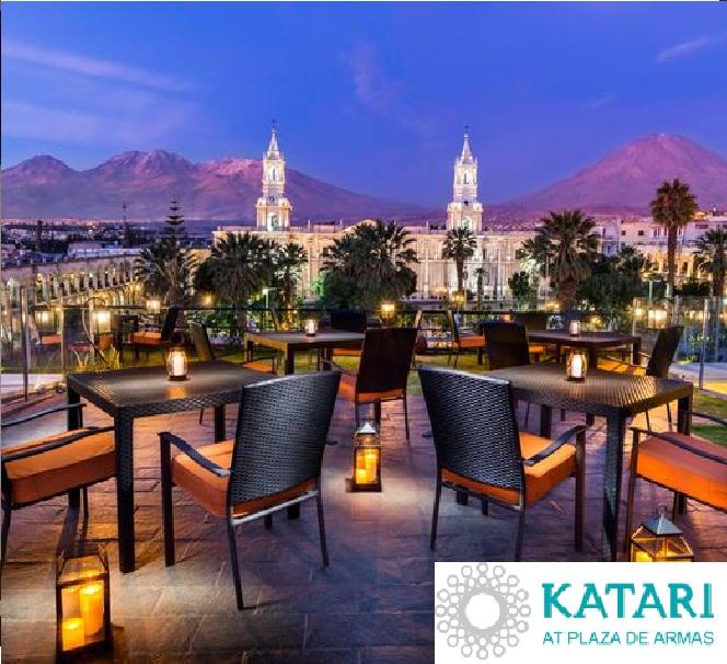 Arequipa - Katari At Plaza De Armas