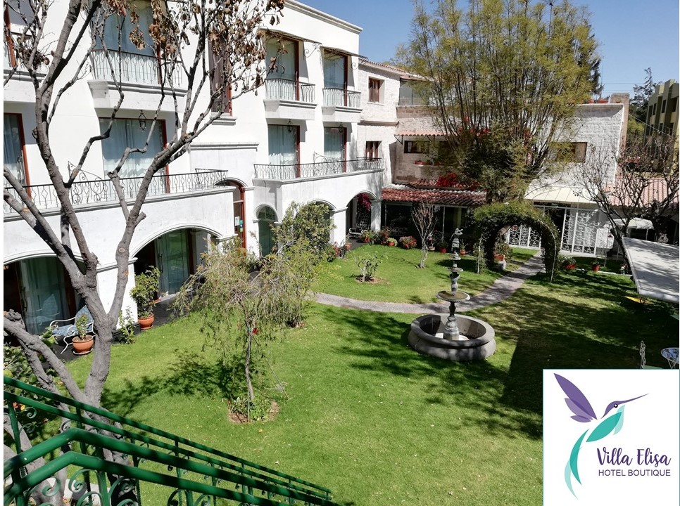 Hotel Boutique VILLA ELISA - Arequipa