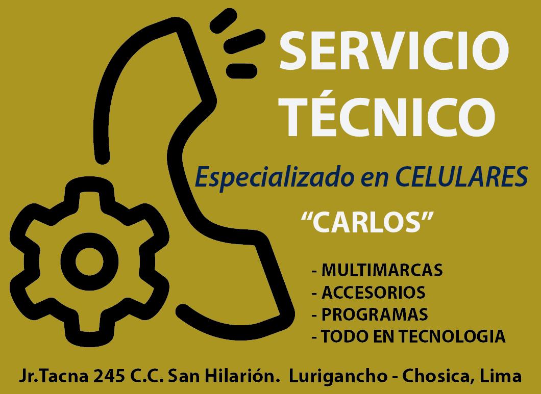Servicio Técnico Celular - Chosica