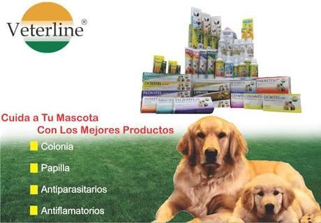Farmacia veterinaria (precios variados)