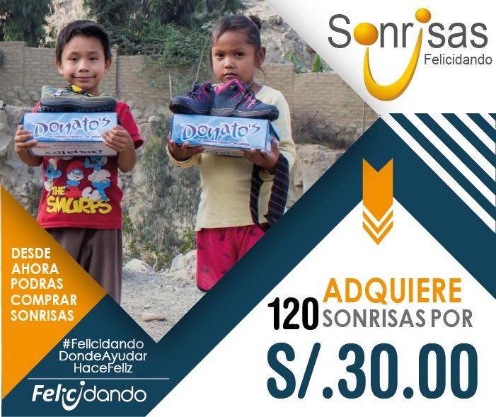120 SONRISAS / PUNTOS