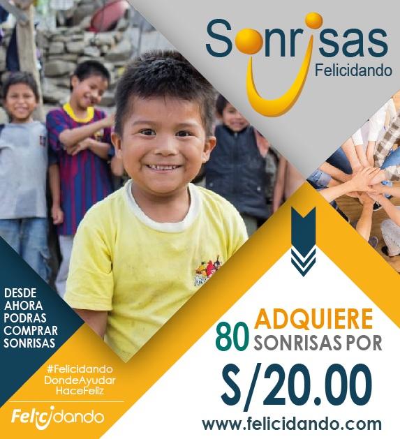 80 SONRISAS / PUNTOS