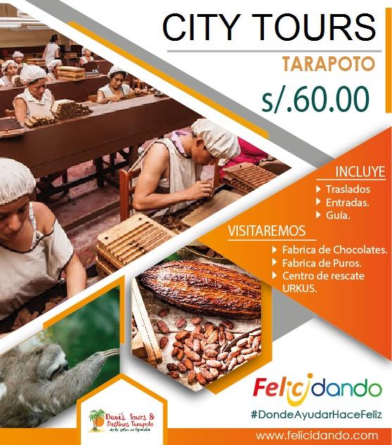 CITY TOURS - TARAPOTO