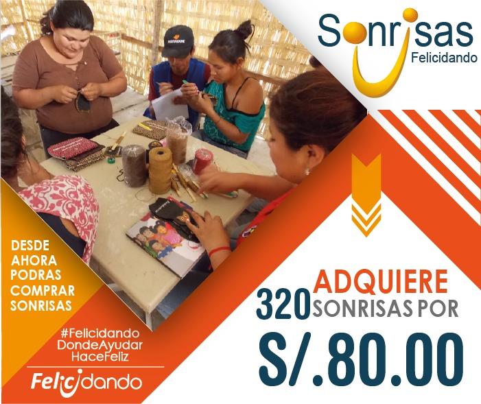 320 SONRISAS / PUNTOS