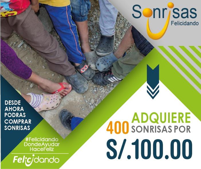 400 SONRISAS / PUNTOS