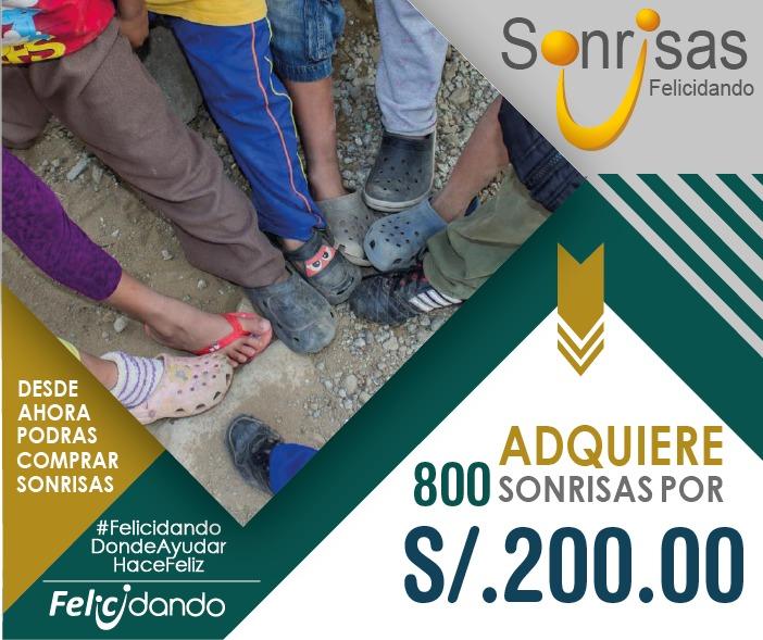 8000 SONRISAS / PUNTOS