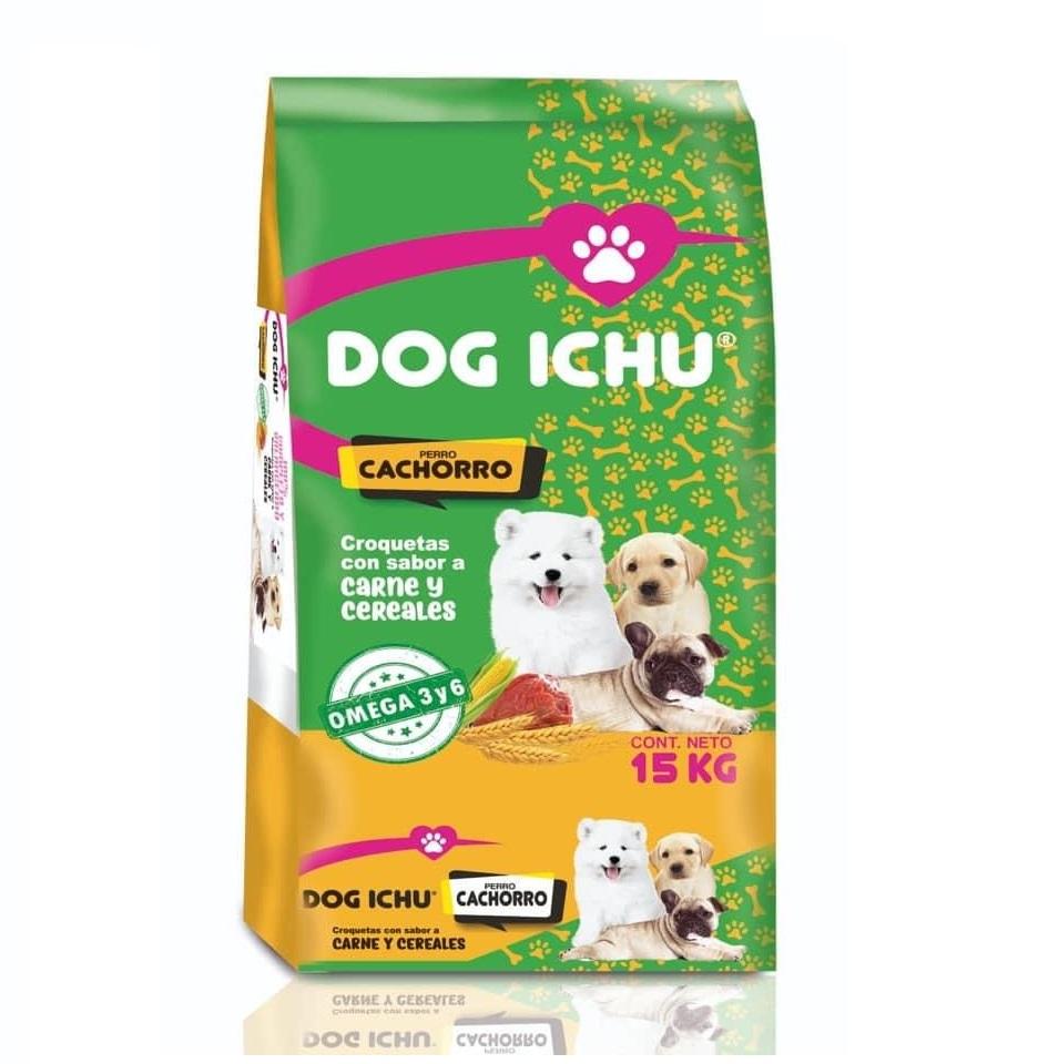Dog Ichu 15kg
