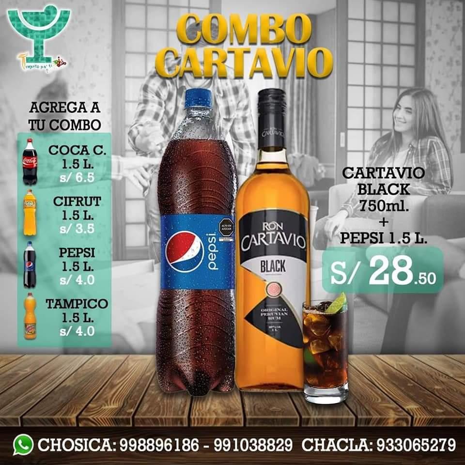 COMBO CARTAVIO