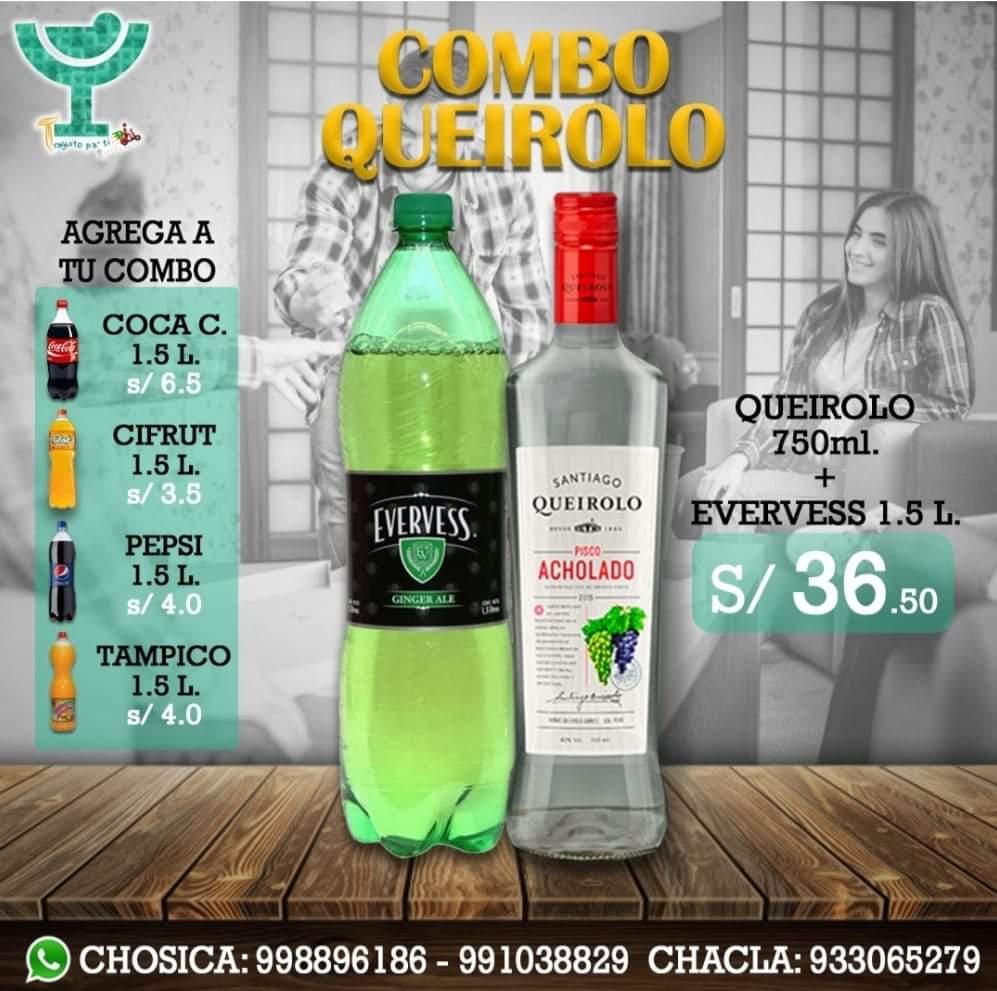 COMBO QUEIROLO
