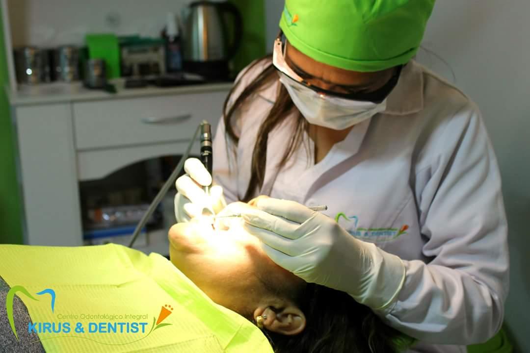 Consulta Odontológica para adultos en Centro Odontológico Kirus & Dentist